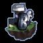 Blockie.dk icon